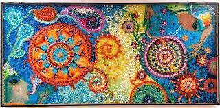 Mosaicando Hist 243 Ria E Atualidades A Arte Do Mosaico No